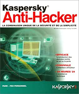 Kaspersky Anti Hacker 1.5