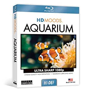 HD MOODS: AQUARIUM - Blu-Ray