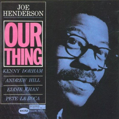 joe henderson - our thing (album art)