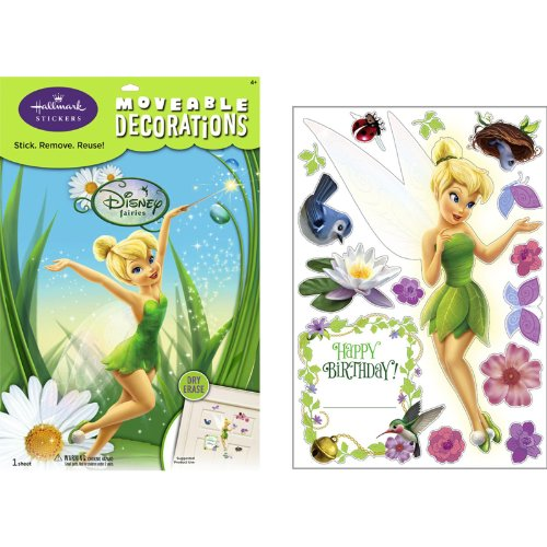 Tinkerbell Everyday Moveable Decorations front-525291
