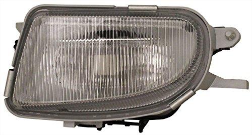 MERCEDES E320 | E430 | E55 (210) FOG LIGHT LEFT (DRIVER SIDE) (WITHOUT SPORT) 2000-2003 (Mercedes E320 Fog Light compare prices)