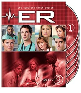 ER: The Complete Ninth Season from Warner Home Video