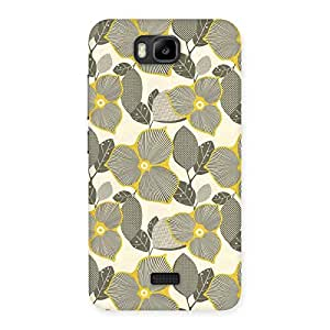 Cute Beautiful Creature Back Case Cover for Honor Bee