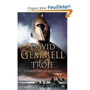 TROIE Tome 2 : Le bouclier du tonnerre (David Gemmell)