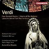 echange, troc  - Giuseppe verdi œuvres chorales