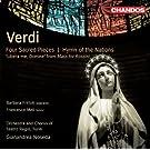 Verdi: Chorwerke: Quattro Pezzi Sacri/Inno Delle Nazione/Liebera Me