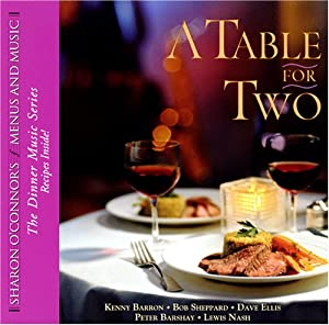 A Table for Two (Dinner Music Series)