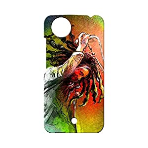 BLUEDIO Designer Printed Back case cover for Micromax A1 (AQ4502) - G0708