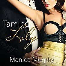 Taming Lily: Fowler Sisters Series , Book 3 | Livre audio Auteur(s) : Monica Murphy Narrateur(s) : Saskia Maarleveld