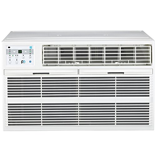 Perfect Aire 4PATW10000 EER 10.6 Thru-the-Wall Air Conditioner with Remote Control, 400-450 sq. ft.