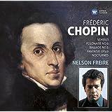 Chopin: Scherzi, Polonaise No.6, Ballade No.3, Fantaisie Op.49, Nocturnes
