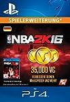 NBA 2K16 35.000 VC-Pack [Spielerweite...