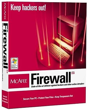 McAfee Firewall 3.0