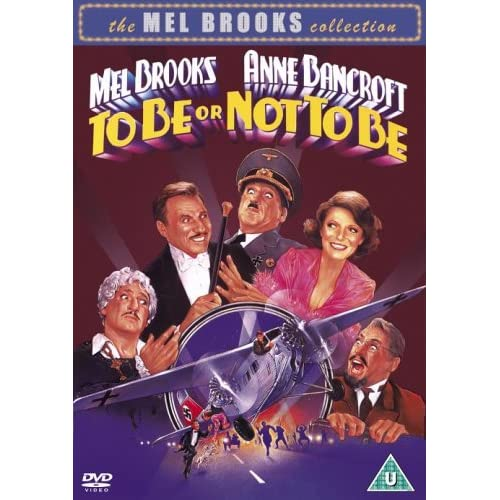 To Be Or Not To Be [1983] [DVD]