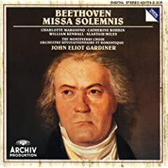 "Beethoven: Mass in D, Op.123 ""Missa Solemnis"" - Sanctus"