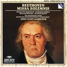 "Beethoven: Mass in D, Op.123 ""Missa Solemnis"" - Kyrie"