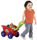Little People Builders Load 'N Go Wagon