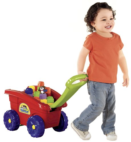 Fisher-Price Little People Builders Load