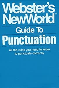 Cover of &quot;Webster's New World Guide to Pu...
