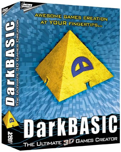 DarkBASIC (The Ultimate 3D Game Creator)