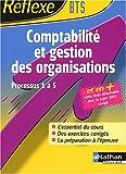 echange, troc Collectif - Comptabilité et gestion des organisations : BTS CGO (processus 1 à 5)