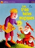 echange, troc Yak Rivais - Les trois boîtes magiques