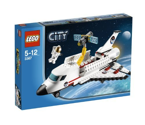 LEGO City 3367 - Space Shuttle
