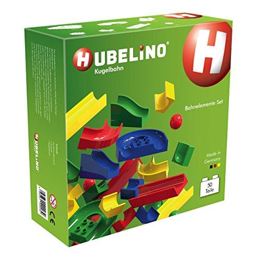 hubelino-420039-kugelbahn-bahnelemente-set-ab-4-jahre-100-kompatibel-mit-duplo-50-teile