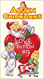Alvin and the Chipmunks: Love Potion #9 [VHS]