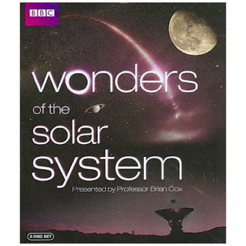 WONDERS OF THE SOLAR SYSTEM (BLU-RAY/2 DISC)