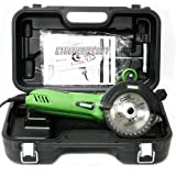 WorkSite 5' Double Cut Saw Dual Blades with Carrying case