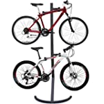 Popamazing Adjustable Steel Two Bike...