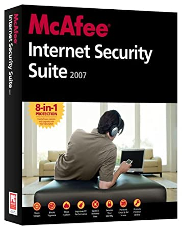 McAfee Internet Security Suite 2007 [Old Version]