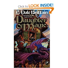 Daughter of Magic by C. Dale Brittain