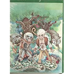 Elfquest, Book 2, Limited Edition by Wendy Pini,&#32;Richard Pini,&#32;CJ Cherryh and Jane S. Fancher