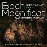 J.S. Bach: Magnificat & Christmas Cantata