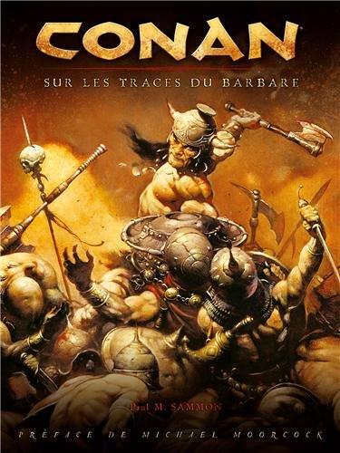 Conan - Sur les traces du barbare 51TBOXLnpvL