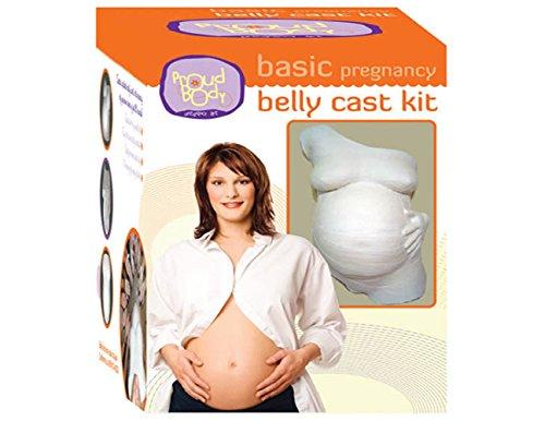 Proudbody Basic Pregnancy Belly Cast Kit