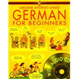 German for Beginners with audio cd (Languages for Beginners S.)by Angela Wilkes