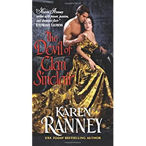 The Devil of Clan Sinclair by Karen Ranney