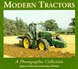 img - for Modern Tractors: A Photographic Collection by Stephen Richmond (1996-10-06) book / textbook / text book