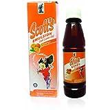 Scott's Emulsion Cod Liver Oil - Orange Flavor for Kids (200 Ml)