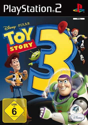 Toy Story 3 PS-2 [Import germany]