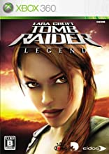 Tomb Raider Legend Japan Import