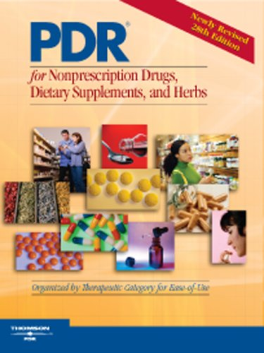 PDR for Nonprescription Drugs, Dietary Supplements and Herbs 2007
