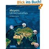 Meyers Universalatlas: Die Welt in Karten