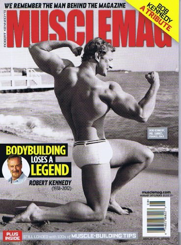 MuscleMag International [US] August 2012 (単号)