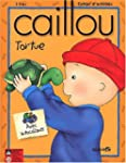 Caillou-tortue -cahier 3-5 ans