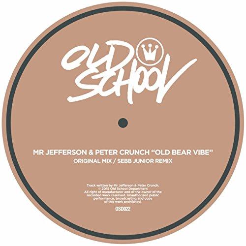 Mr Jefferson, Peter Crunch - Old Bear Vibe (Original Mix)