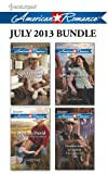 img - for Harlequin American Romance July 2013 Bundle: Branded by a Callahan\The Rancher's Homecoming\The Cowboy Next Door\Promise from a Cowboy (Callahan Cowboys) book / textbook / text book